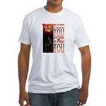 Zombie Circus Fitted T-Shirt