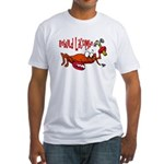 Rebuild Lacombe Fitted T-Shirt
