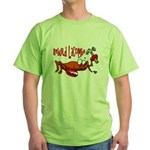 Rebuild Lacombe Green T-Shirt