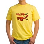 Rebuild Lacombe Yellow T-Shirt