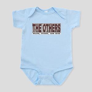 Others Run Hide Die Infant Creeper
