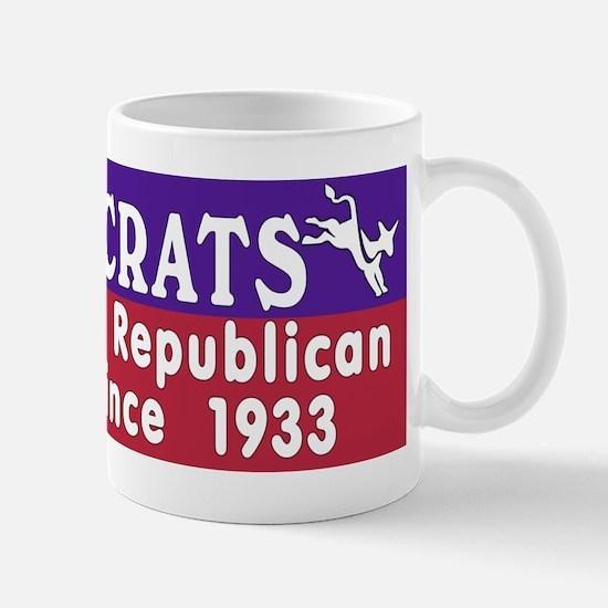 Liberal Progressive Dem Mug