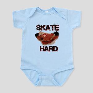 Skate Hard Infant Bodysuit