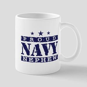 Proud Navy Nephew Mug
