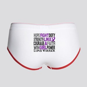 Licensed Fight Like A Girl 23.4 Women's Boy Brief