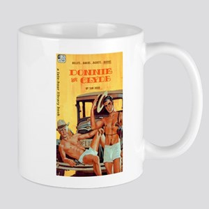 Donnie and Clyde Mug