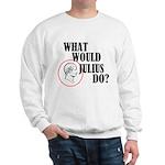 What Would Julius Do? Sweatshirt