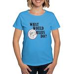 What Would Julius Do? Women's Dark T-Shirt