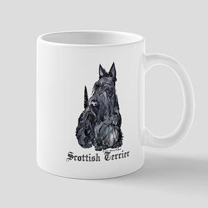Scottish Terrier Portrait Mug