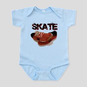 Skate Infant Bodysuit