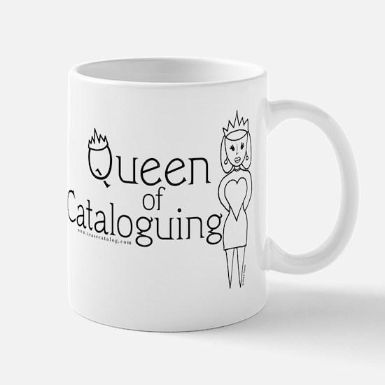 Funny Cataloging Mug