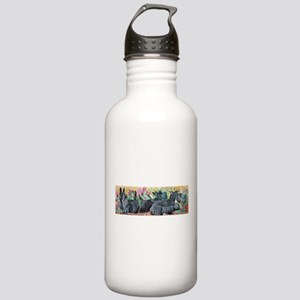 Scottie Squirrel Patrol Stainless Water Bottle 1.0