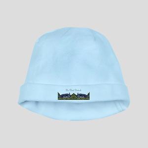 Scottie Slumber baby hat
