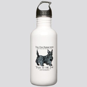 Scottie Logo Tail End Stainless Water Bottle 1.0L