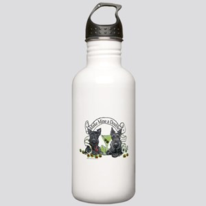 Scottish Terrier Double Stainless Water Bottle 1.0