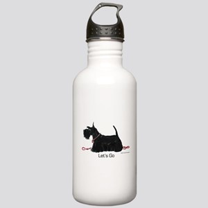 Scottie Let's Go! Stainless Water Bottle 1.0L