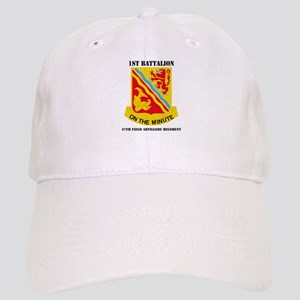 DUI - 1st Bn - 37th FA Regt with Text Cap