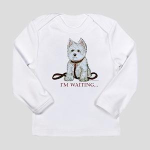 Westie Walks Long Sleeve Infant T-Shirt
