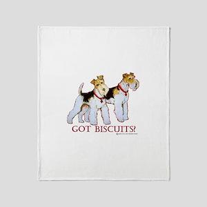 Got Biscuits? Throw Blanket