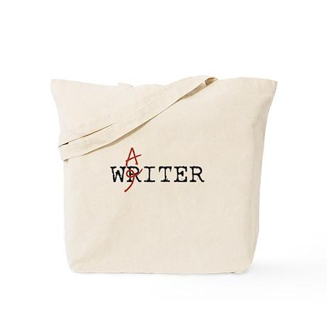 Writer-Waiter Tote Bag