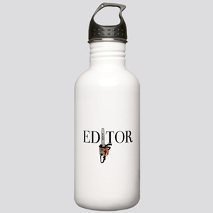 Editor—Chainsaw Stainless Water Bottle 1.0L