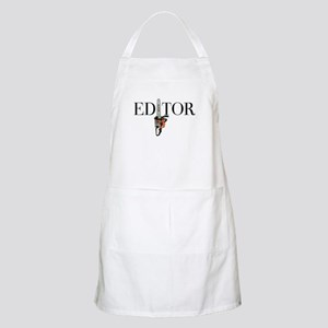 Editor—Chainsaw Apron
