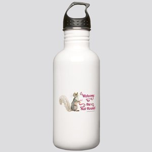 Squirrel Nut House Stainless Water Bottle 1.0L