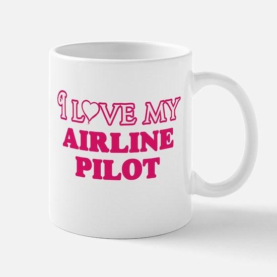 I love my Airline Pilot Mugs