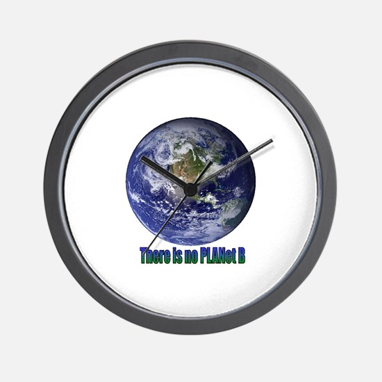 Funny Conservation Wall Clock