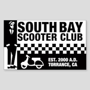 SBSC SKA Sticker (Rectangle)