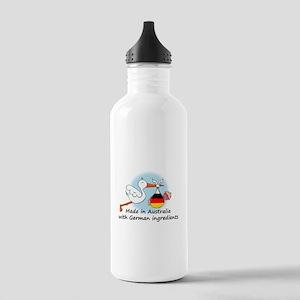 Stork Baby Germany Australia Stainless Water Bottl