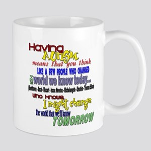 I can make a Change Mug