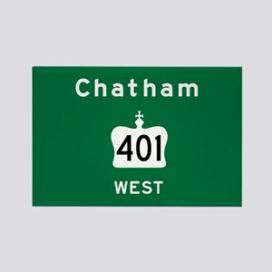 Chatham 401 Rectangle Magnet