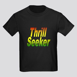 Thrill Seeker Kids Dark T-Shirt