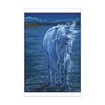 The Last Unicorn Mini Poster Print