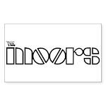 The Moors Sticker (Rectangle 10 pk)