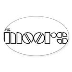 The Moors Sticker (Oval 50 pk)