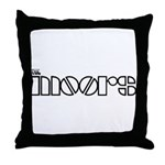 The Moors Throw Pillow