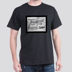 Ramos Gin Fizz Dark T-Shirt