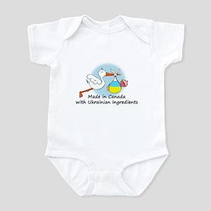 Stork Baby Ukraine Canada Infant Bodysuit