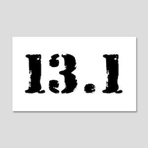 13.1 22x14 Wall Peel