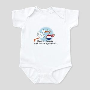 Stork Baby Netherlands Canada Infant Bodysuit