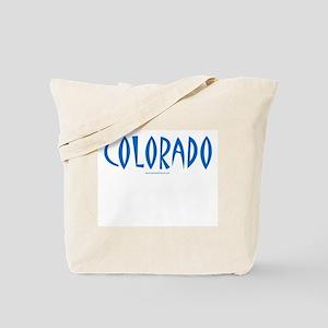 Colorado (Blue) - Tote Bag