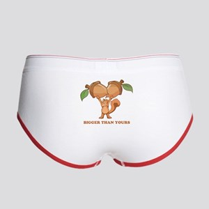Bigger than yours Women's Boy Brief