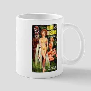 Pagan Lesbians Mug