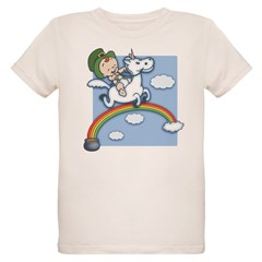 Leprechaun & Unicorn T-Shirt