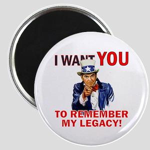 "Reagan Legacy 2.25"" Magnet (10 pack)"