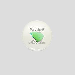 Got here fast! South Carolina Mini Button