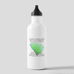 Got here fast! South Carolina Stainless Water Bott