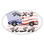 Flag-usa-b Sticker